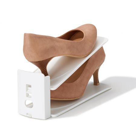 Howards Storage World | Shoe Holder - Set of 6