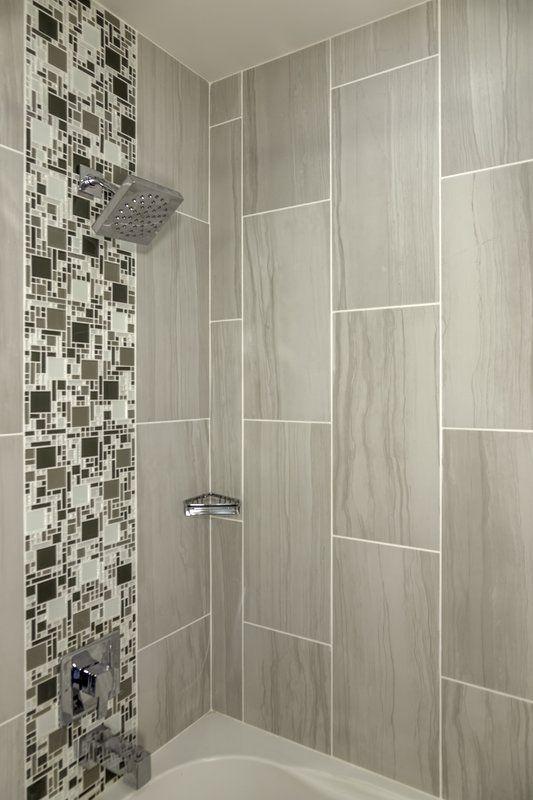 Motion 12 x 24 porcelain field tile in 2019 baths - Bathroom tile ideas pictures ...
