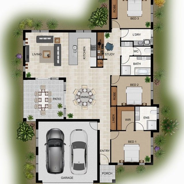 Pin by hi on Bloxburg house in 2022 Floor plans House