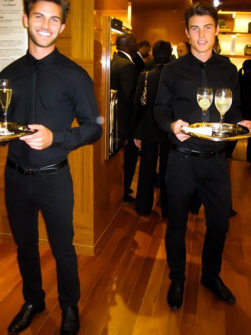 17 Best images about Wedding Waiter Uniform Ideas on Pinterest ...