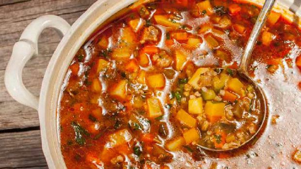 Provensálská polévka Foto: