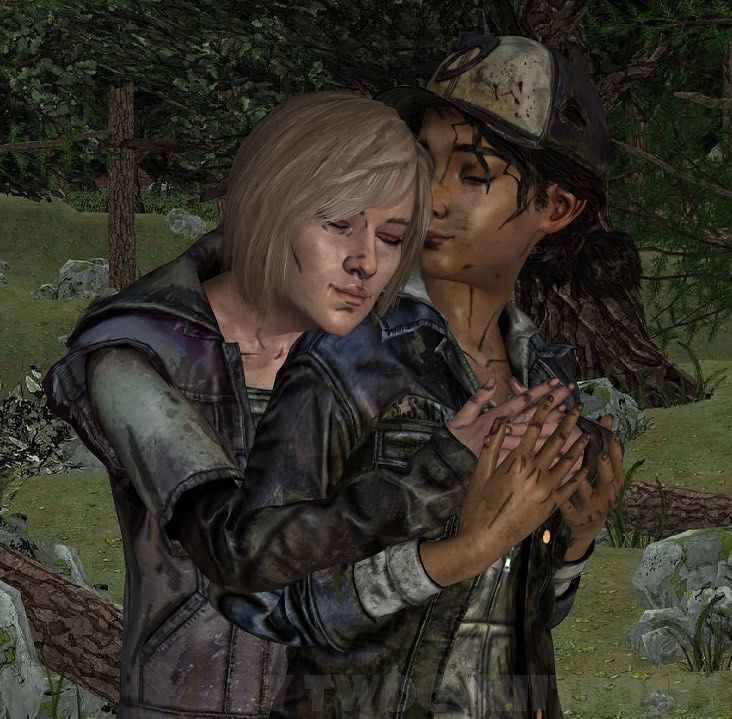 Pin On The Walking Dead Game