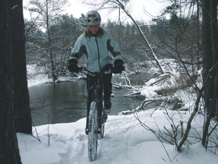 Cycling through snow – Cycling through Poland in winter provides you with a unique opportunity to boldly go where no tourist has gone before. This is a fun way to keep fit when you are visiting a place that's freezing cold outside – NZF June/July 2014