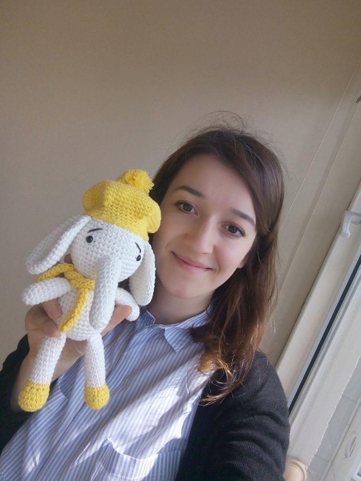 amigurumi, crochet, pattern, desen, örgü oyuncak, toys, fil, elephant