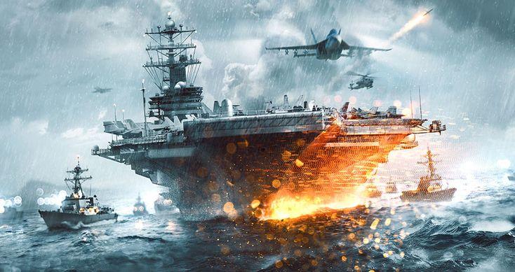 Battlefield 4 - Trailer et date de sortie officielle pour le DLC Naval Strike