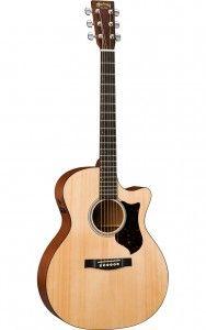 Martin GPCPA4 western gitaar inclusief koffer  alphenaar