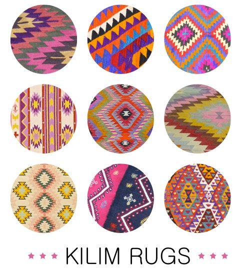 Where to Buy Rugs {Turkish Kilim} - ItsOverflowing.com
