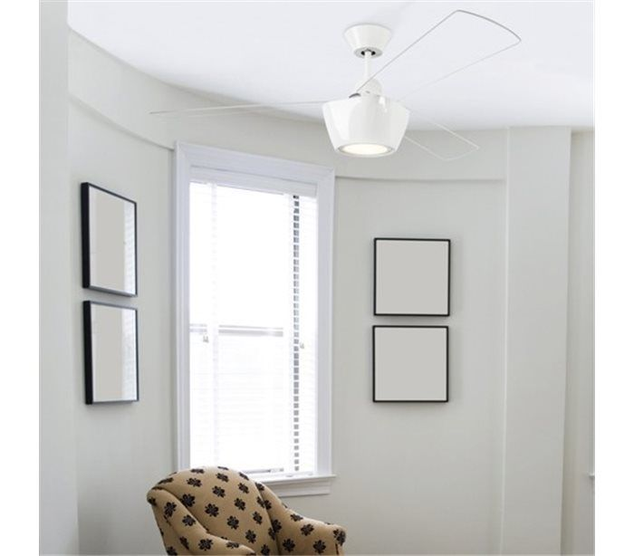 Ceos ventilatore   - Leds C4 Illuminazione - Soffitto - Progetti in Luce