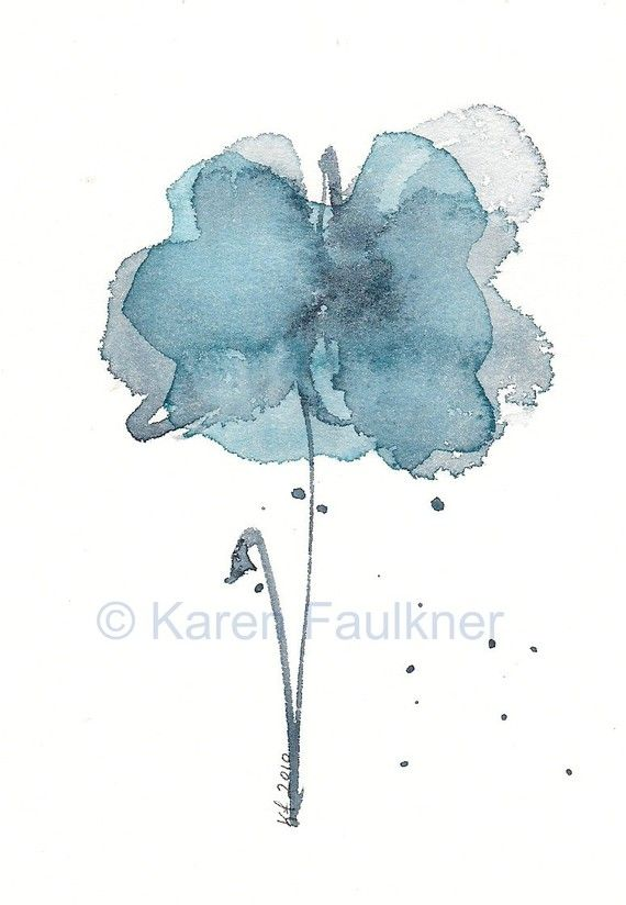 This giclee fine art print of my watercolor painting Waiting in the Wings is professionally printed with Epson Ultrachrome professional archival