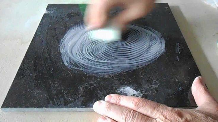 Come ripristinare la lucidatura del marmo rovinata da corrosione di dete...