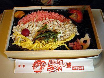 鯛の浜焼き弁当(広島)