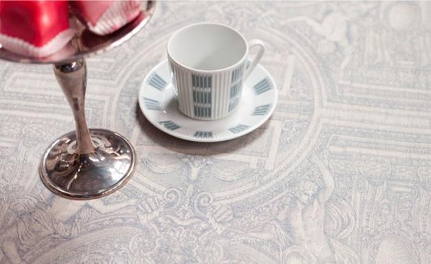 Utrolig flott kvalitet levert av Leitner Linen. Leverer gardinstoffer, sengetøy, duker og spisebrikker. Kan sees hos Draperiet på Høvik i Bærum. Leitner table linens...