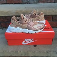 46bc3bd29a6b ... Womens Nike Air Huarache Run Metallic Red Bronze 859429-900 Rose Gold  NEW NIKE HUARACHE SE ...