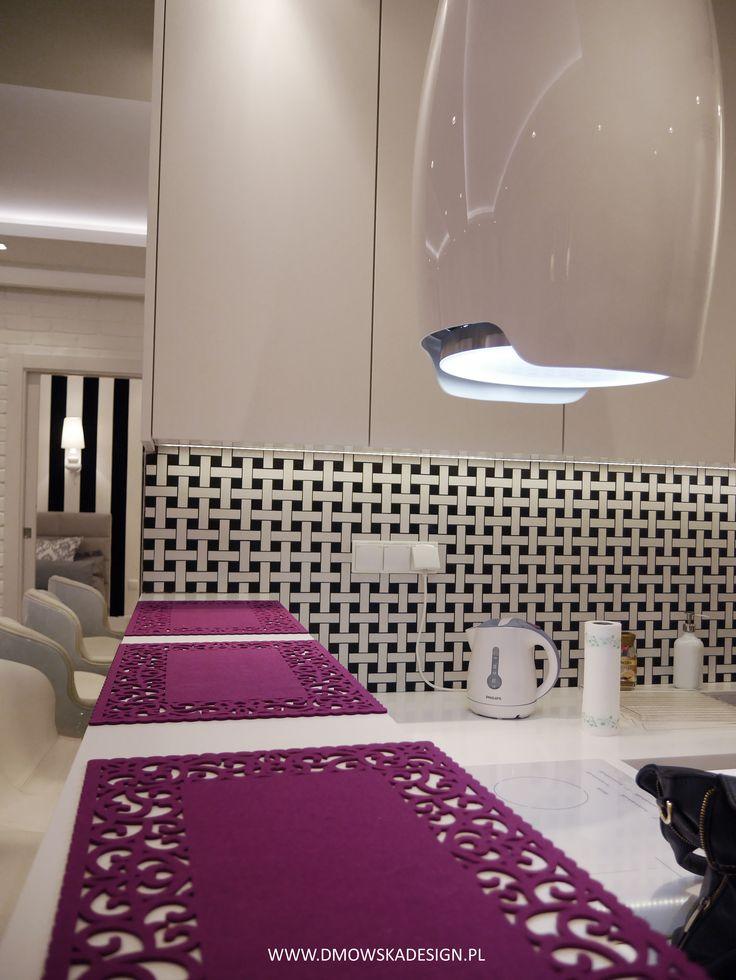 modern kitchen by dmowska design