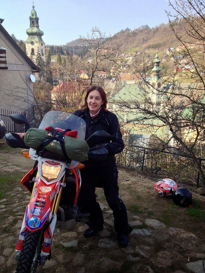 Blog post from One Steph Beyond...: Poland Rocks!