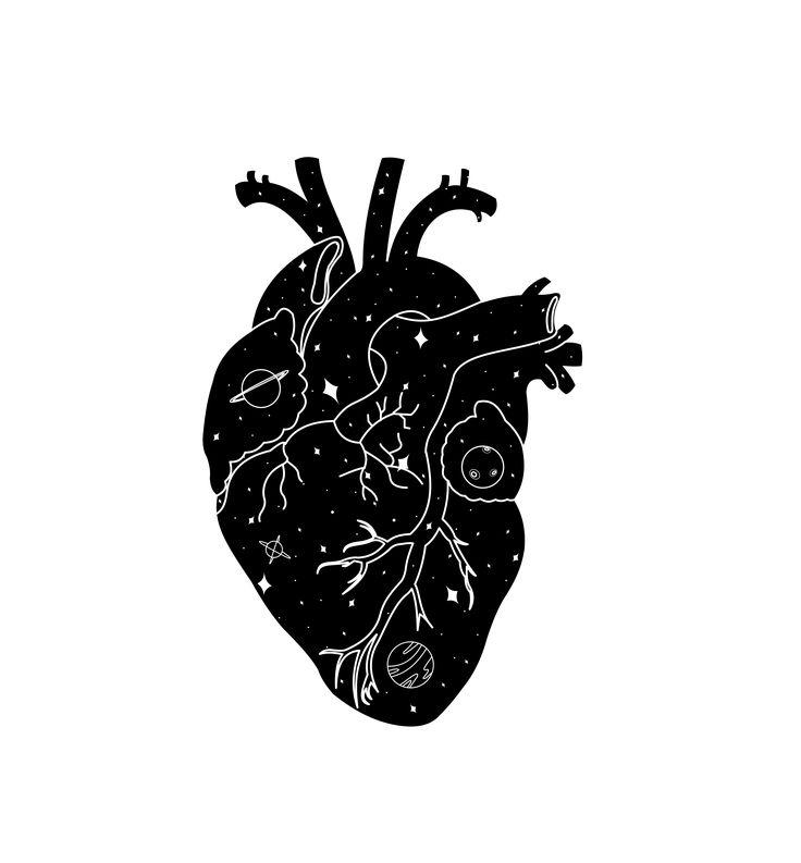Corazón cósmico - Anis Estrellada