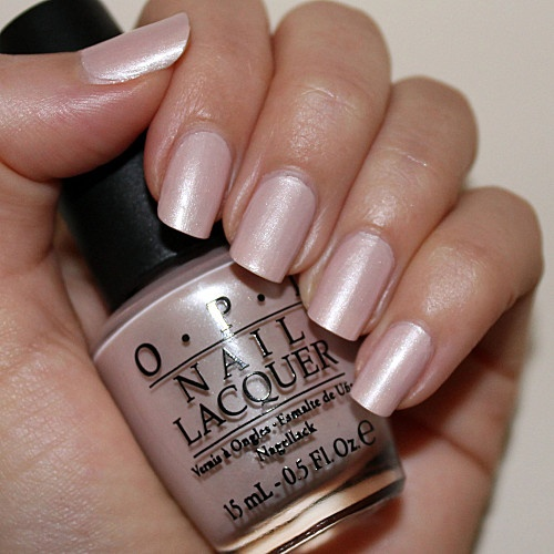 """OPI PLAY THE PEONIES.  I didn't know this: """"Since 2006, OPI has reformulated its entire line to eliminate DBP (dibutyl phthalate) and Toluene. Formaldehyde has never been an ingredient in OPI Nail Lacquers.    Some OPI Nail Strengtheners / Hardeners do contain formaldehyde, while others are formulated without it to give consumers a choice."""""""