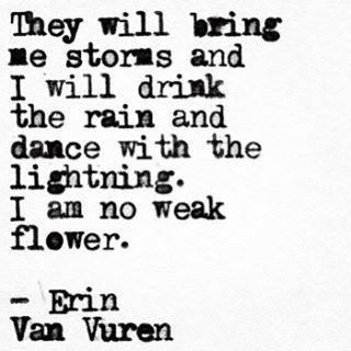 ⚡️ Obvi, I love incorporating space, storms and flowers into my writing lol ---------------------------------------------- Get your petals on a copy of BRAIN FOOD FOR BIG KIDS at erinvanvuren.com (link in bio) #erinvanvuren