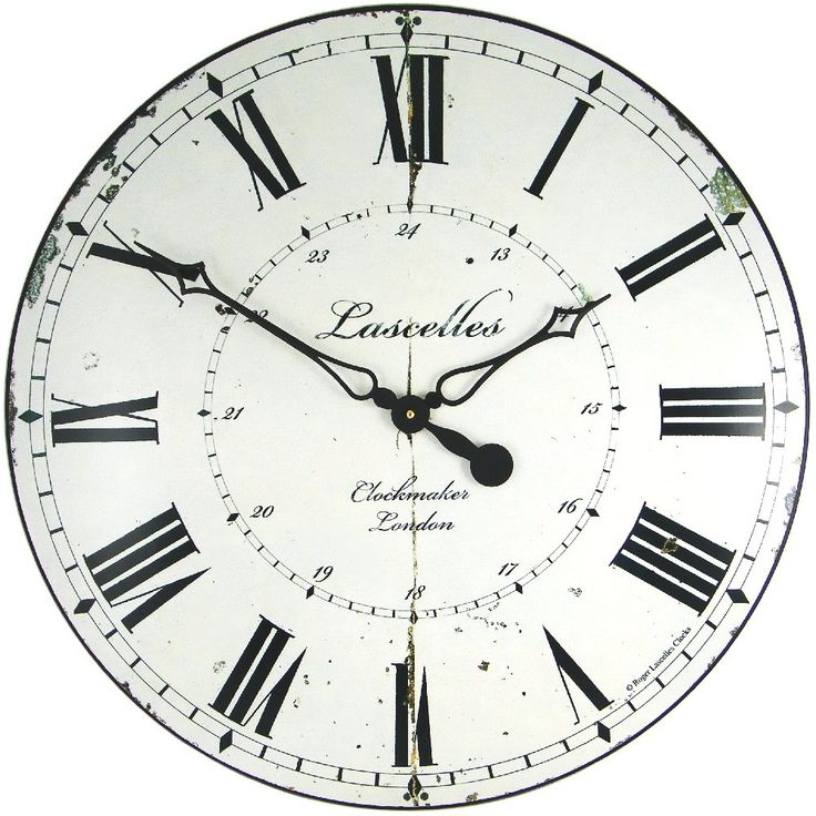 Established In Roger Lascelles Clocks