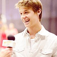 Colin Ford gif. He's just too cute!