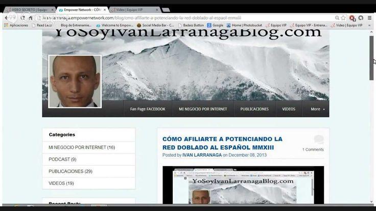 Da click a este enlace: http://equipovip.com/ivan_larranaga