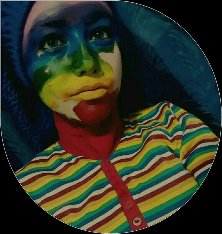 Rainbow colorful