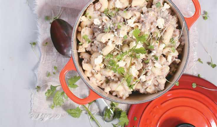 One pot dishes are always a hit since it's so quick and easy. Try this one pot mince dish