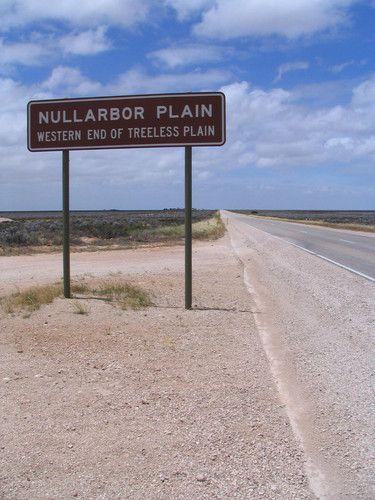 Nullarbor Plain, Western Australia