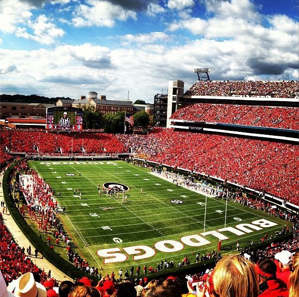 Click this pin to see our Top 5 Things to Do in Athens, Georgia on Gameday!