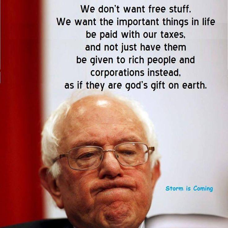 318 best Bernie Sanders SHOULD Have Been President! images on ...