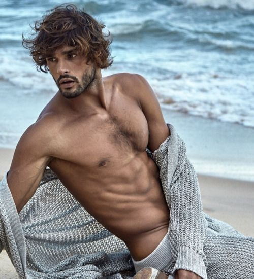 Marlon Teixeira by Greg Swales for Risbel Magazine