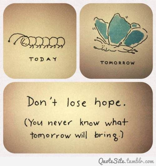 Image result for inspiring hope quotes tumblr
