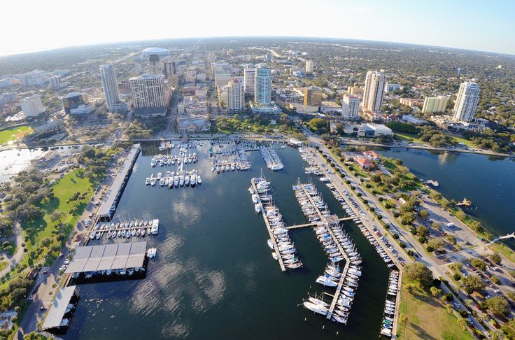 7 Most Beautiful and Underrated Cities and Towns in the U.S. St Petersburg, Florida