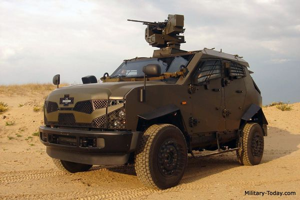 Oshkosh Military Trucks | ... vehicle fills the gap between uparmored jeeps and MRAP vehicles