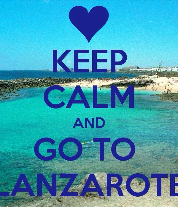 Go to Lanzarote!