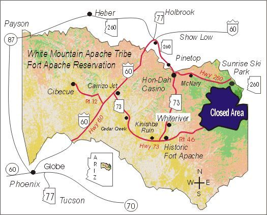 Best White Mountain Apache Images On Pinterest Mountain - Where was geronimo on a us map