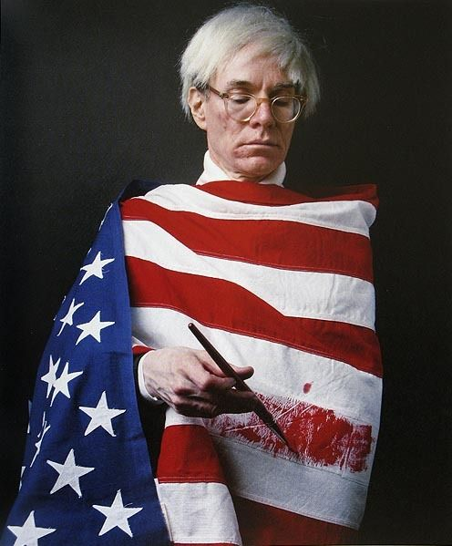 Andy Warhol 1983 - Alberto Schommer