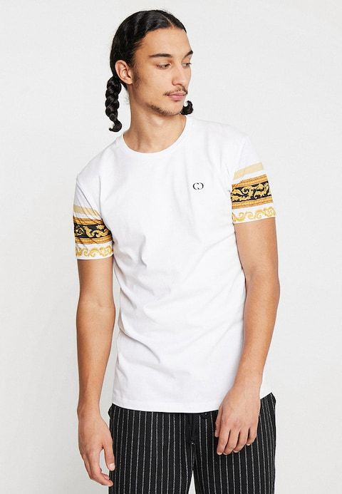 EATON TEE T shirt imprimé whitemulti @ ZALANDO.FR