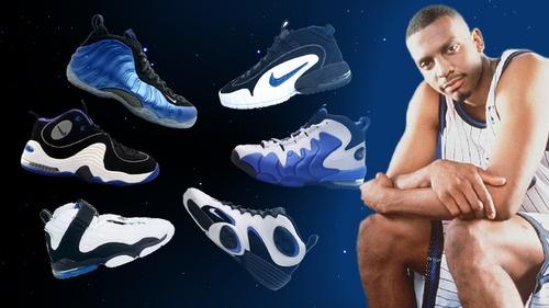 Penny Hardaway Sneakers