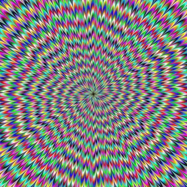 Not even this one. | 10 Awesome Optical Illusions That Will Melt Your Brain