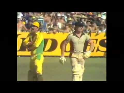 Underarm incident.cricket.australia vs NZ.greg & trevor chappell