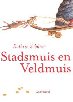Stadsmuis en Veldmuis - stadsmuis op bezoek bij plattelandsmuis, en omgekeerd...