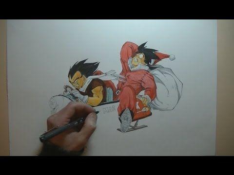 how to draw goku youtube
