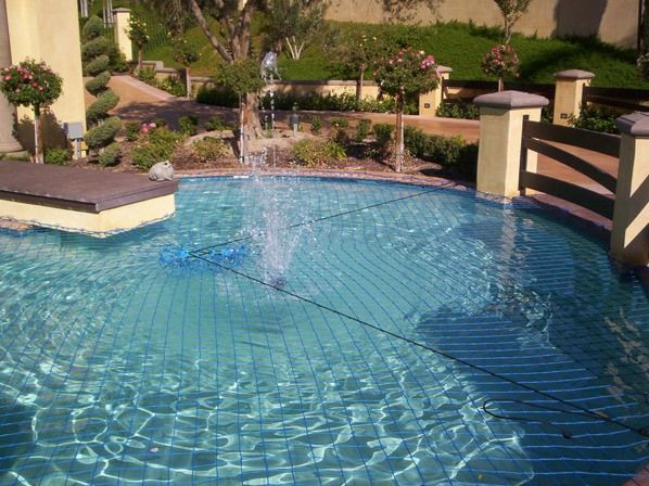 Swimming Pool Safety Nets Secure Your Pool With All Safe Pool Swimming Pools Pool Safety