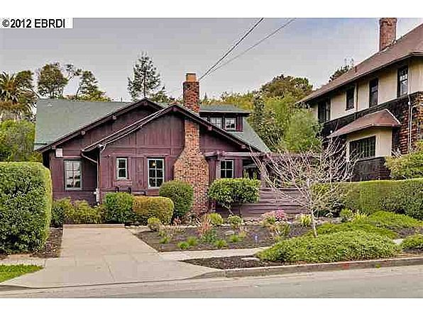 1907 Craftsman, Berkeley, CA...we almost wrote an offer on this place on Ashby! #realestate