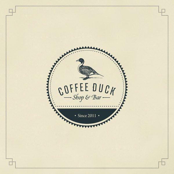 Coffee Duck by Gaslight , via Behance