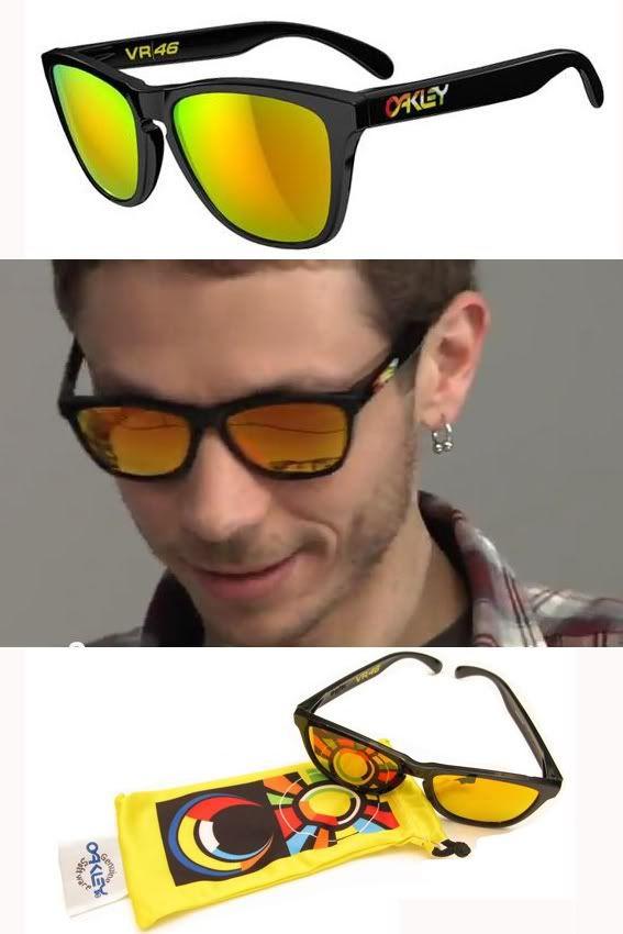 occhiali oakley frogskins vr46