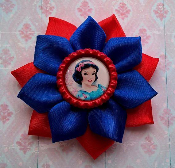 Princess bow Snow white Birthday gift Crown Snow white party