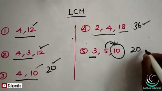 Lcm Tricks In Tamil - BerkshireRegion