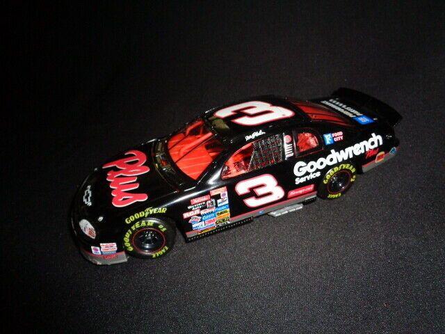 XRARE 1:24 Dale Earnhardt Jr #8 Dale Sr TRIBUTE CONCERT 2003 Die-Cast NASCAR